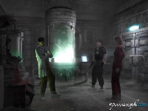Resident Evil: Outbreak  Archiv - Screenshots - Bild 13