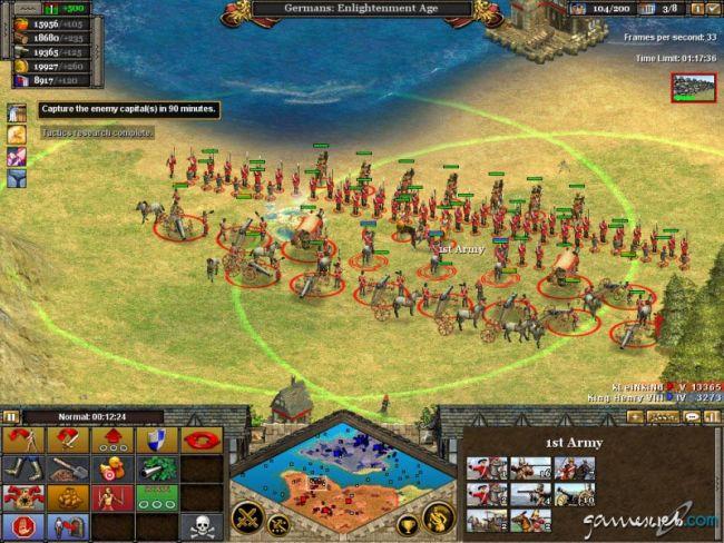 Rise of Nations - Screenshots - Bild 4