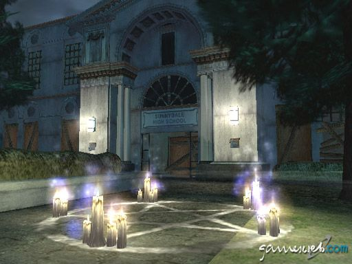 Buffy the Vampire Slayer: Chaos Bleeds  Archiv - Screenshots - Bild 2