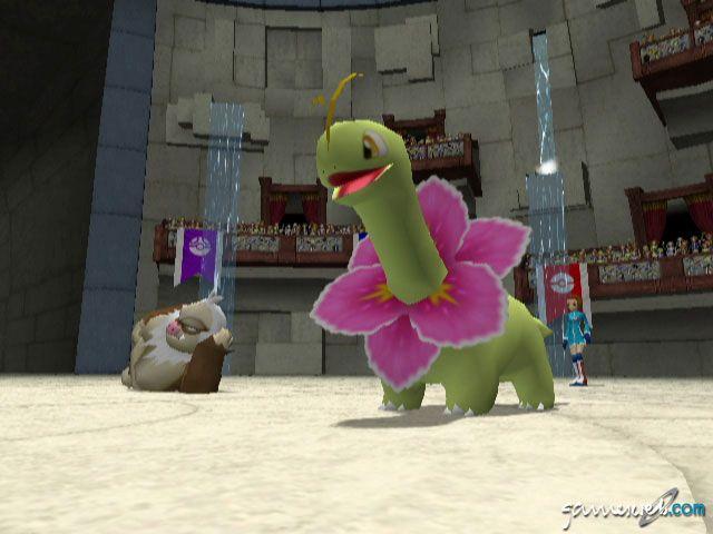 Pokémon Colosseum  Archiv - Screenshots - Bild 26