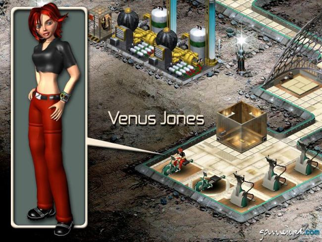 Скриншот из игры Space Colony под номером 8. Перейти к скриншоту из игры st