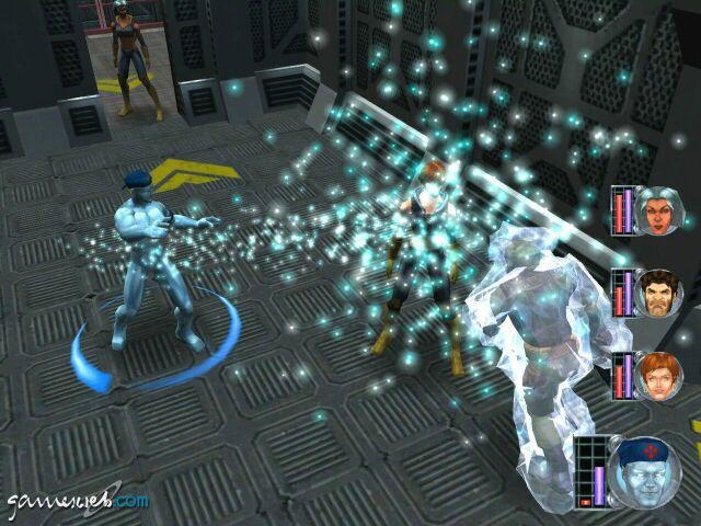 X-Men Legends  Archiv - Screenshots - Bild 13