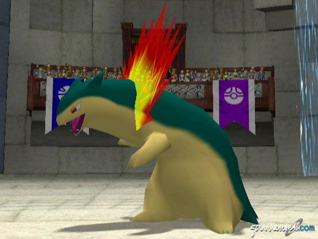 Pokémon Colosseum  Archiv - Screenshots - Bild 20