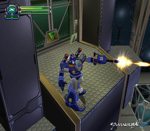 MegaMan X7  Archiv - Screenshots - Bild 13