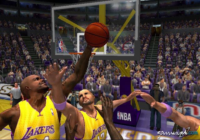 NBA ShootOut 2004  Archiv - Screenshots - Bild 4