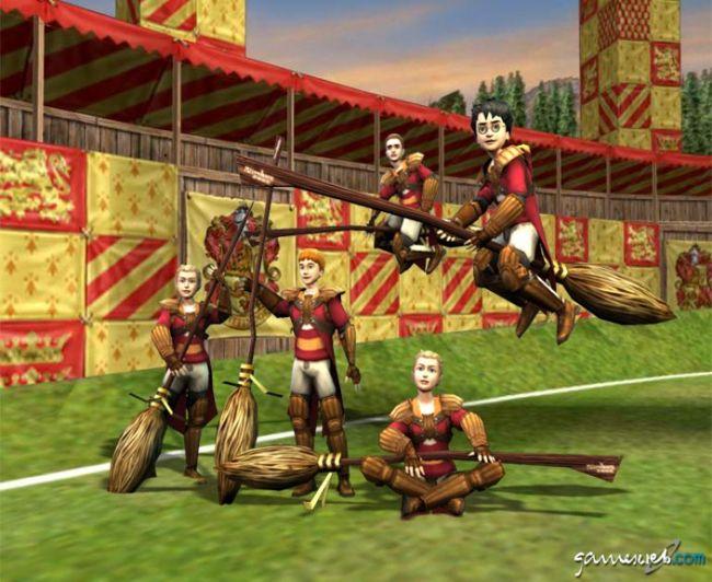 Harry Potter: Quidditch World Cup  Archiv - Screenshots - Bild 3