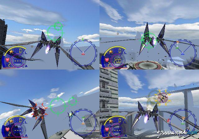 StarFox Assault  Archiv - Screenshots - Bild 48