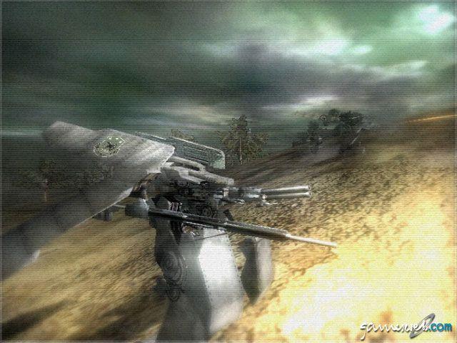 Steel Battalion: Line of Contact  Archiv - Screenshots - Bild 17