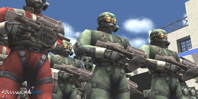 Time Crisis 3  Archiv - Screenshots - Bild 6