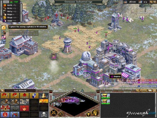 Rise of Nations - Screenshots - Bild 6