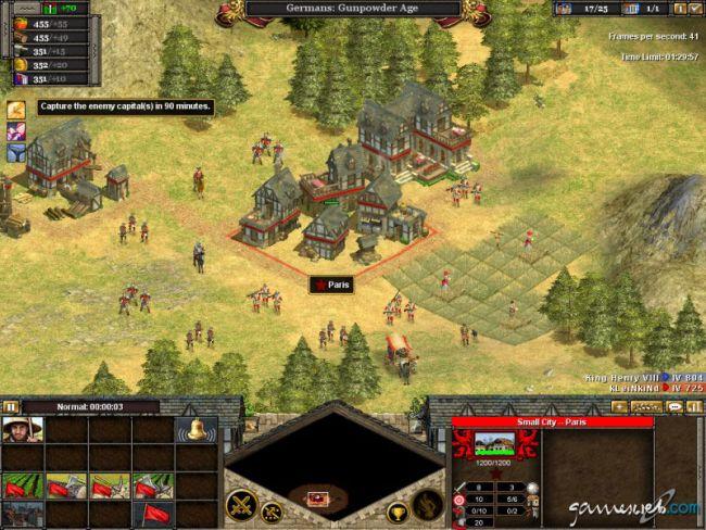 Rise of Nations - Screenshots - Bild 3