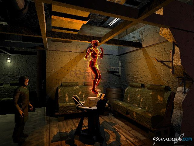 Deus Ex: Invisible War  Archiv - Screenshots - Bild 3