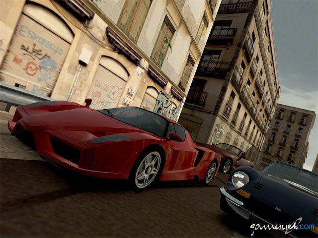 Project Gotham Racing 2  Archiv - Screenshots - Bild 10