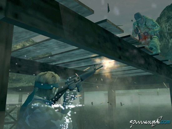 Metal Gear Solid 3: Snake Eater  Archiv - Screenshots - Bild 124