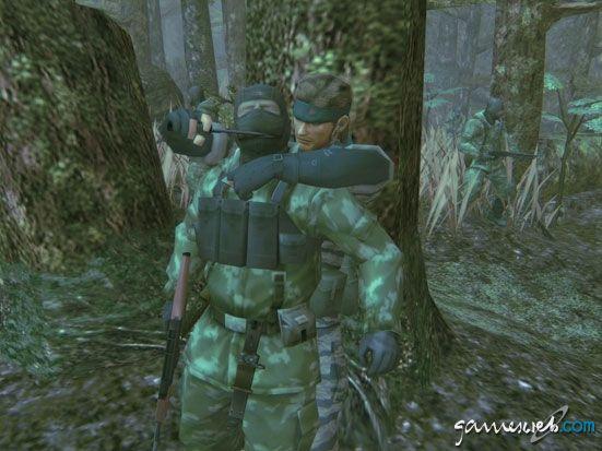 Metal Gear Solid 3: Snake Eater  Archiv - Screenshots - Bild 120