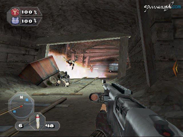 Fugitive Hunter  Archiv - Screenshots - Bild 11