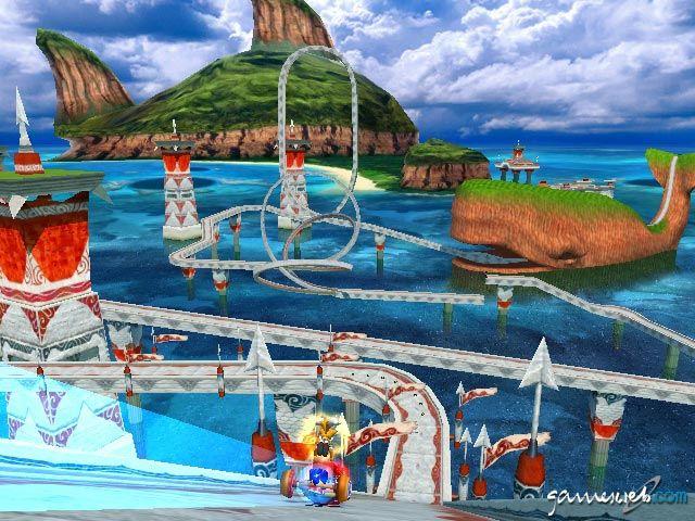 Sonic Heroes  Archiv - Screenshots - Bild 12