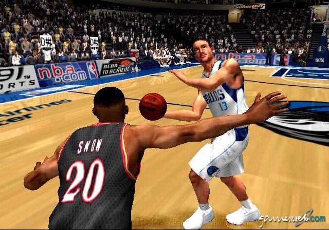 NBA ShootOut 2004  Archiv - Screenshots - Bild 9