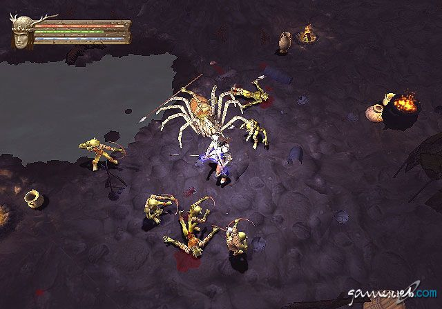Baldur's Gate: Dark Alliance 2  Archiv - Screenshots - Bild 2