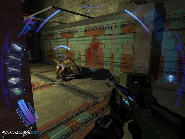 Deus Ex: Invisible War  Archiv - Screenshots - Bild 12