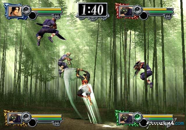 Onimusha Blade Warriors  Archiv - Screenshots - Bild 9