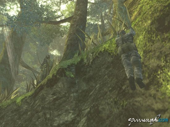 Metal Gear Solid 3: Snake Eater  Archiv - Screenshots - Bild 130