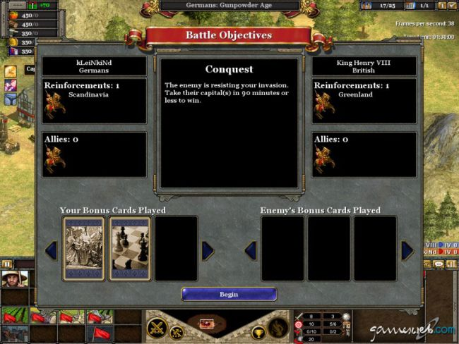 Rise of Nations - Screenshots - Bild 12