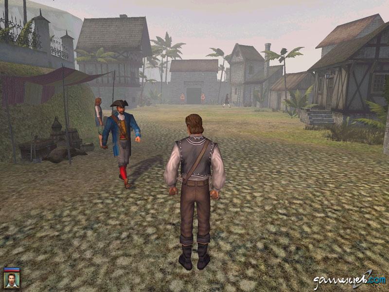 fluch der karibik online game