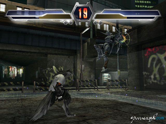 Bloody Roar 4  Archiv - Screenshots - Bild 2