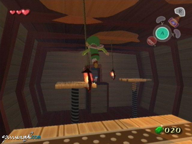 The Legend of Zelda: The Wind Waker - Screenshots - Bild 23