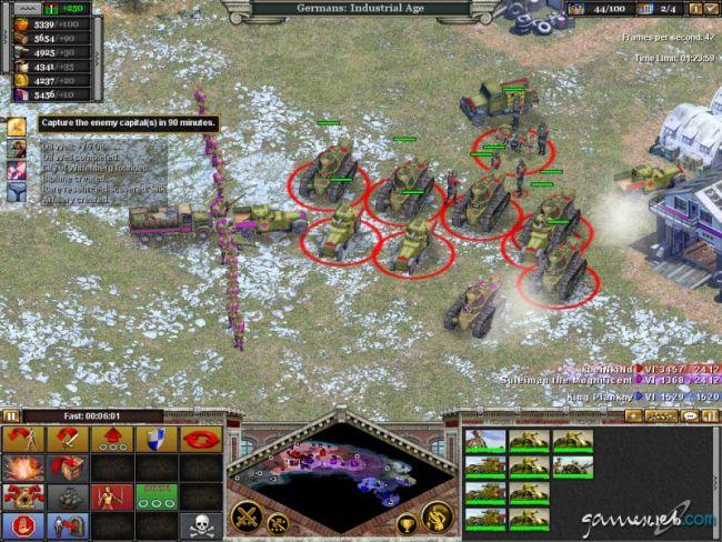 Rise of Nations - Screenshots - Bild 7