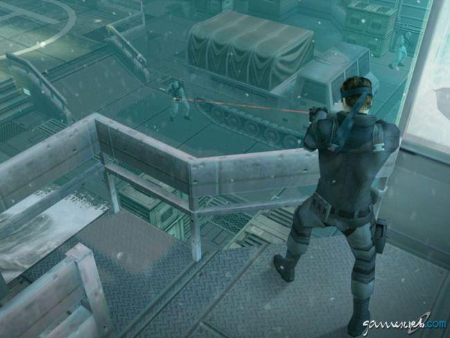 Metal Gear Solid: The Twin Snakes  Archiv - Screenshots - Bild 14