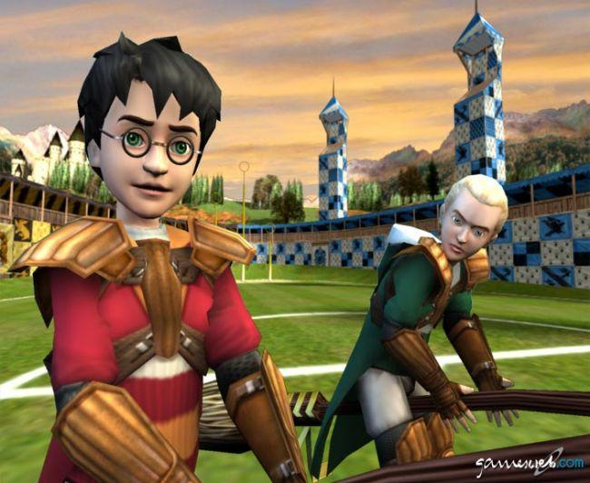 Harry Potter: Quidditch World Cup  Archiv - Screenshots - Bild 4