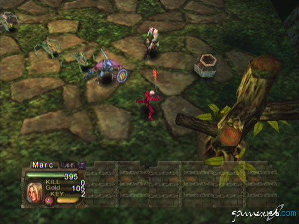 BlackStone: Magic & Steel - Screenshots - Bild 4