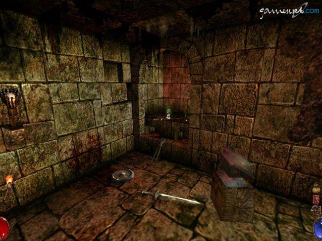 Arx Fatalis  Archiv - Screenshots - Bild 7