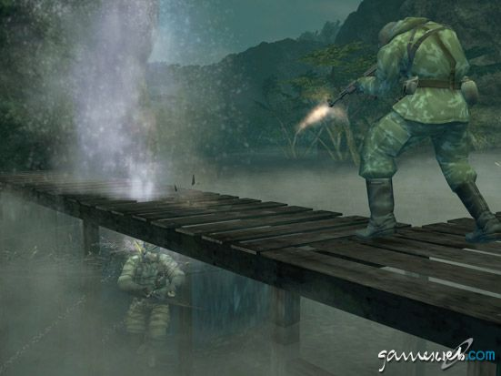 Metal Gear Solid 3: Snake Eater  Archiv - Screenshots - Bild 132