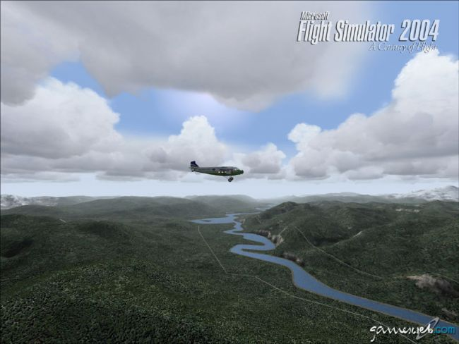 Flight Simulator 2004: A Century of Flight  Archiv - Screenshots - Bild 35
