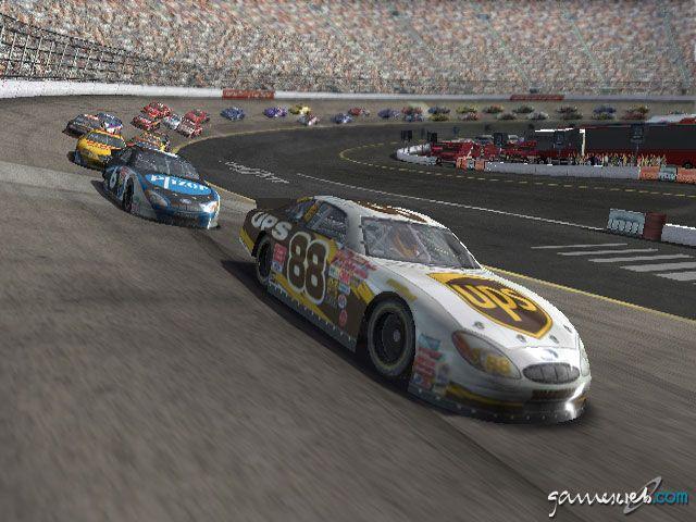 NASCAR Thunder 2004  Archiv - Screenshots - Bild 2