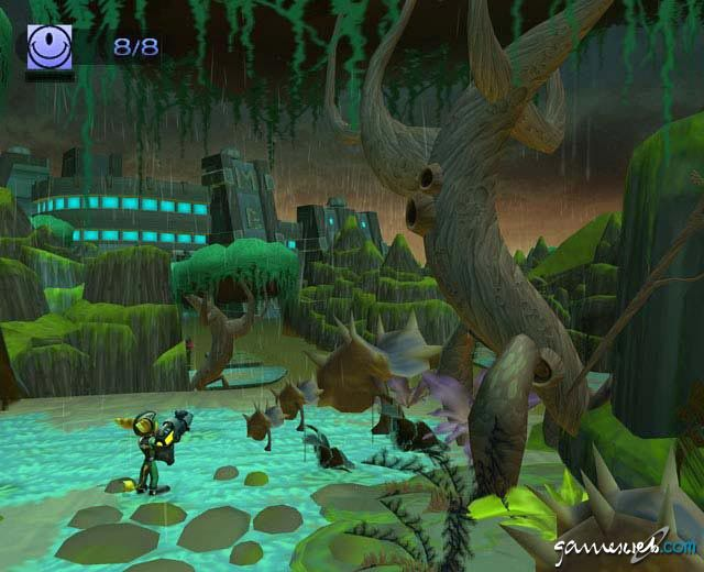 Ratchet & Clank 2  Archiv - Screenshots - Bild 41