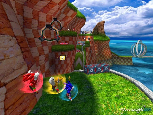 Sonic Heroes  Archiv - Screenshots - Bild 14