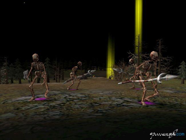 Lords of EverQuest  Archiv - Screenshots - Bild 4