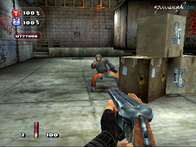 Fugitive Hunter  Archiv - Screenshots - Bild 9