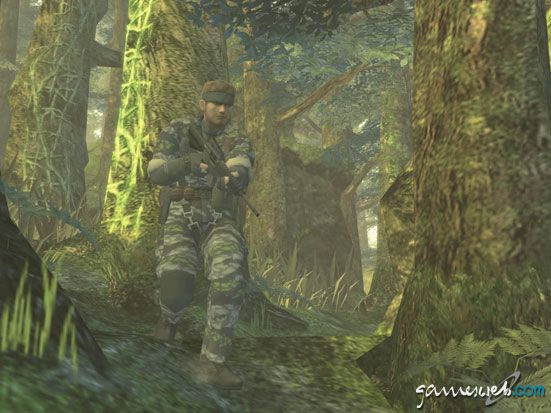 Metal Gear Solid 3: Snake Eater  Archiv - Screenshots - Bild 122