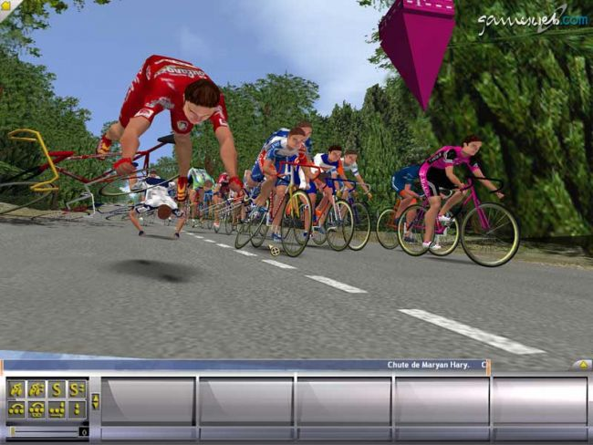 Radsport Manager 2003-2004  Archiv - Screenshots - Bild 11