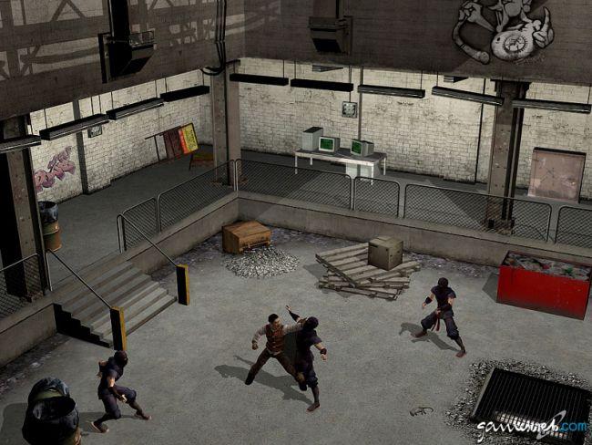 Bulletproof Monk  Archiv - Screenshots - Bild 5