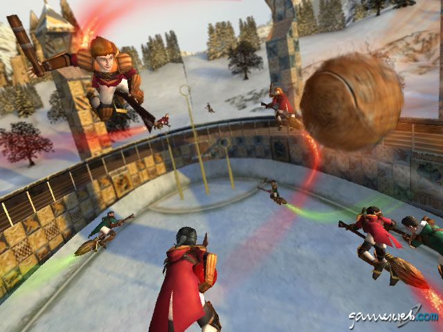 Harry Potter: Quidditch World Cup  Archiv - Screenshots - Bild 2