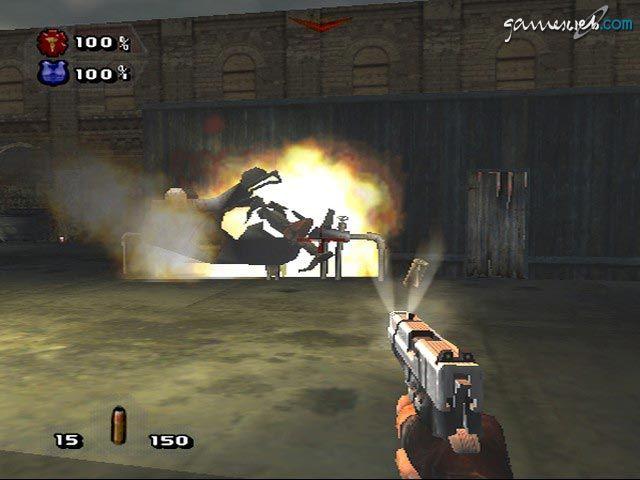 Fugitive Hunter  Archiv - Screenshots - Bild 15