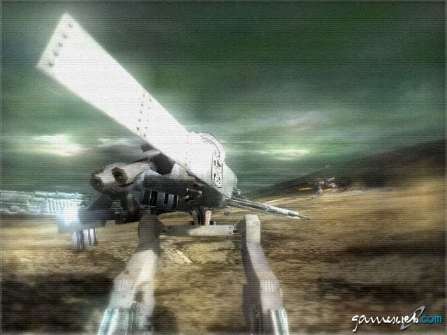 Steel Battalion: Line of Contact  Archiv - Screenshots - Bild 19