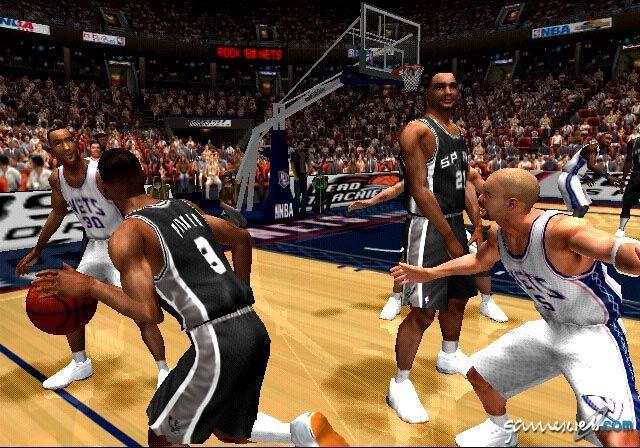 NBA ShootOut 2004  Archiv - Screenshots - Bild 7