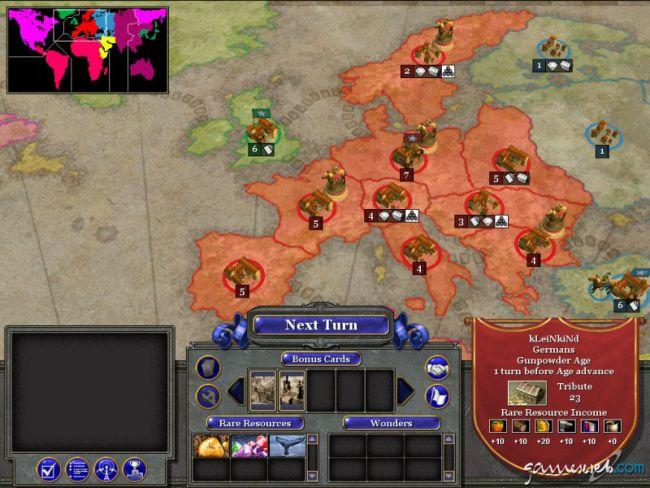 Rise of Nations - Screenshots - Bild 2